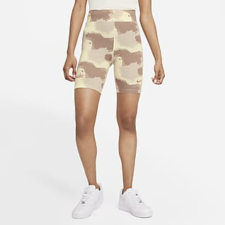 Nike Sportswear Damskie spodenki do jazdy na rowerze