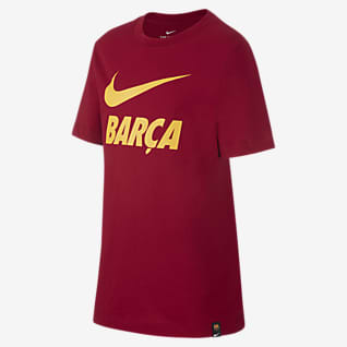 FC Barcelona Fußball-T-Shirt für ältere Kinder