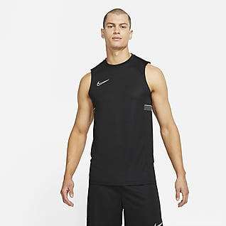 Nike Dri-FIT Academy Camiseta de fútbol sin mangas para hombre