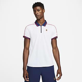 NikeCourt Dri-FIT ADV Slam Мужская теннисная рубашка-поло