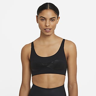 Nike Dri-FIT City Ready Bra deportivo de sujeción ligera sin almohadilla para mujer