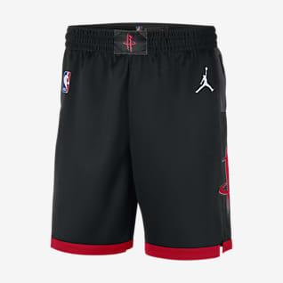 Rockets Statement Edition 2020 Pánské kraťasy Jordan NBA Swingman