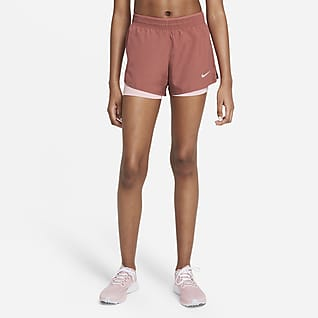 Nike 10K Shorts de running 2 en 1 para mujer