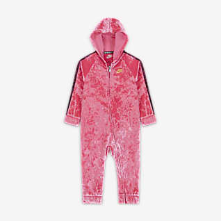 Nike Heldragt med lynlås til babyer (12-24 M)
