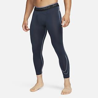 Nike Pro Dri-FIT Mallas de 3/4 para hombre