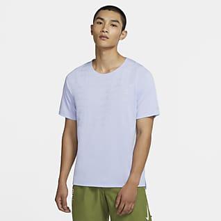 Nike Rise 365 Run Division Flash 男子短袖跑步上衣