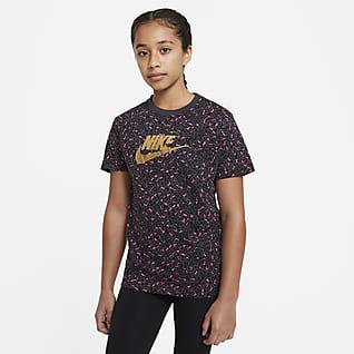 Nike Sportswear T-shirt dla dużych dzieci (dziewcząt)