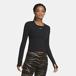 Nike Icon Clash Camiseta de running de manga larga para mujer