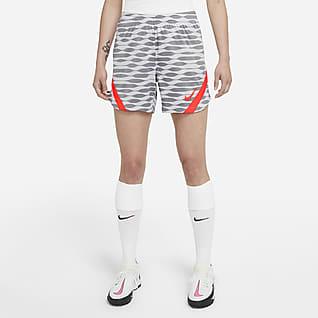 Nike Dri-FIT Strike Kötött női futballrövidnadrág