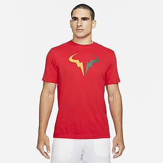 NikeCourt Dri-FIT Rafa Мужская теннисная футболка