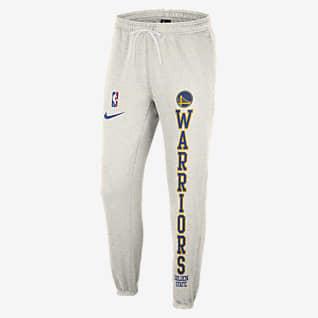 Golden State Warriors Courtside Men's Nike NBA Fleece Pants
