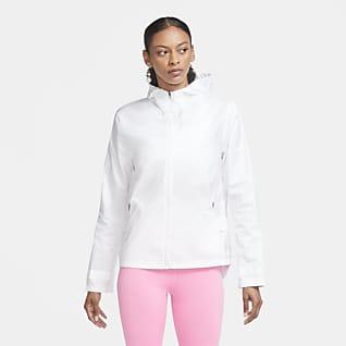 Nike Essential Chamarra de running para mujer