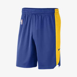 Golden State Warriors Nike NBA-träningsshorts för män