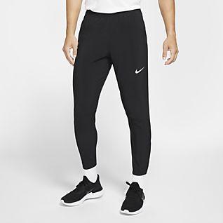 Hombre Largo Completo Running Pantalones Nike Es