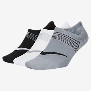 Nike Everyday Plus Lightweight Calcetines de entrenamiento para mujer (3 pares)