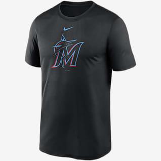 Nike Dri-FIT Logo Legend (MLB Miami Marlins) Men's T-Shirt