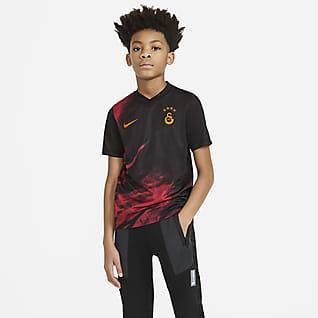 Galatasaray de visitante 2020/21 Camiseta de fútbol para niños talla grande