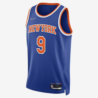 New York Knicks Diamond Icon Edition Nike Dri-FIT NBA Swingman Jersey