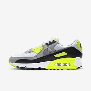Beste pris Nike Air Max 90 Gratis frakt Nike Air Max 90 Vevd Hvit Og Svart
