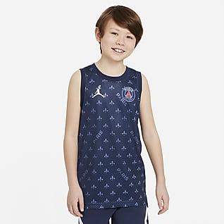 Paris Saint-Germain Camiseta de tirantes para niño talla grande