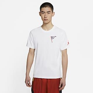 Jordan AJ23 Varsity 男子短袖T恤