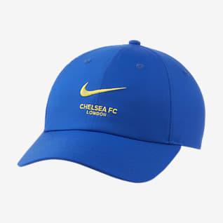 Chelsea FC Heritage86 Nike pet met Dri-FIT