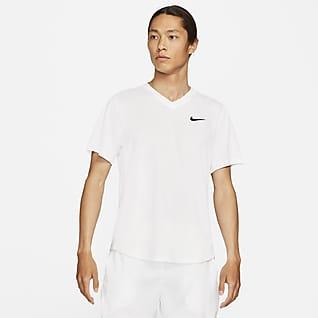 NikeCourt Dri-FIT Victory เสื้อเทนนิสผู้ชาย