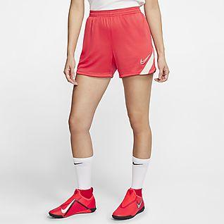 pantaloni da calcio donna nike