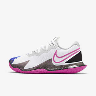 Nike Air Zoom Vapor Cage 4 HC 女子硬地球场网球鞋