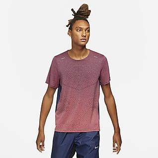 Nike Pinnacle Run Division Camiseta de running de manga corta para hombre