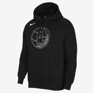 布鲁克林篮网队 (Kyrie Irving) Nike NBA Player 男子连帽衫