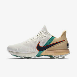 nike knit golf shoes