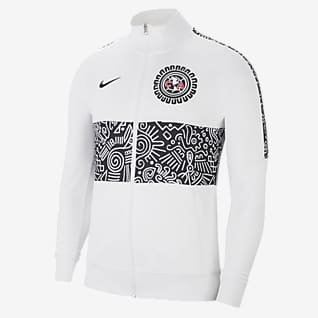 Club América Men's Football Tracksuit Jacket