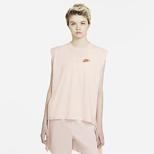 Nike Sportswear Damska koszulka bez rękawów