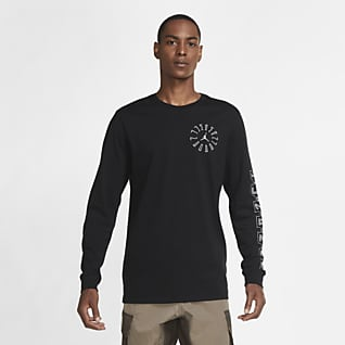Jordan AJ11 Men's Long-Sleeve Graphic T-Shirt