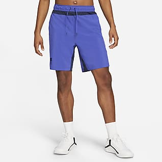 Nike Flex Mintás férfi edzőrövidnadrág