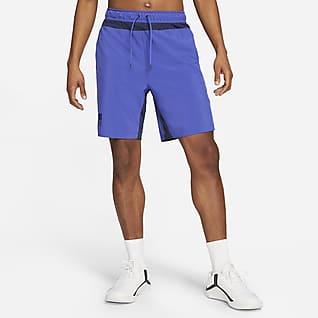 Nike Flex Męskie spodenki treningowe z nadrukiem