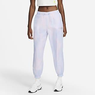 Nike Sportswear Pantalones de tejido Woven para mujer