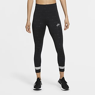 Nike Air Женские слегка укороченные леггинсы для бега