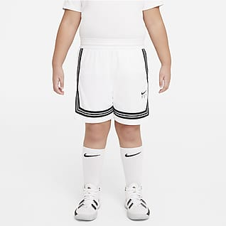 Nike Dri-FIT Fly Crossover Big Kids' (Girls') Training Shorts (Extended Size)