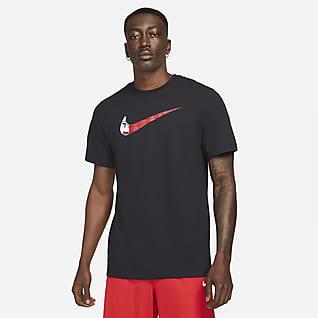 Nike Swoosh Playera de básquetbol para hombre