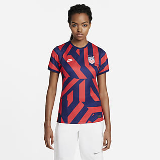 U.S. 2021 Stadium (wersja wyjazdowa) Damska koszulka piłkarska