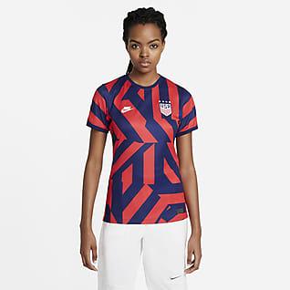 Segunda equipación Stadium U.S. 2021 Camiseta de fútbol - Mujer
