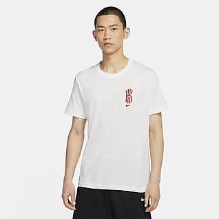 Nike Dri-FIT Kyrie Logo เสื้อยืดบาสเก็ตบอลผู้ชาย