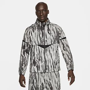 Nike Windrunner Wild Run Men's Printed Running Jacket