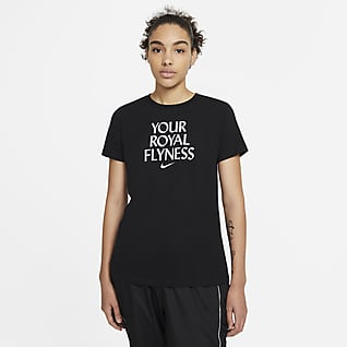 """Nike Dri-FIT """"Royal Flyness"""" Playera de básquetbol para mujer"""