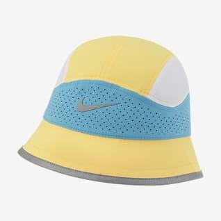 Nike Dri-FIT Gorro tipo pescador de running perforado