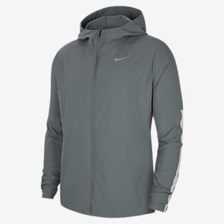 Nike Run 男子梭织跑步夹克