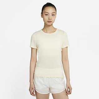 Nike Running 女子短袖跑步上衣
