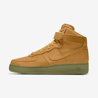 Nike Air Force 1 High By You Custom Women's Shoe